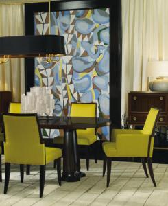 Italian vogue dining room