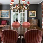 dining room vintage chic