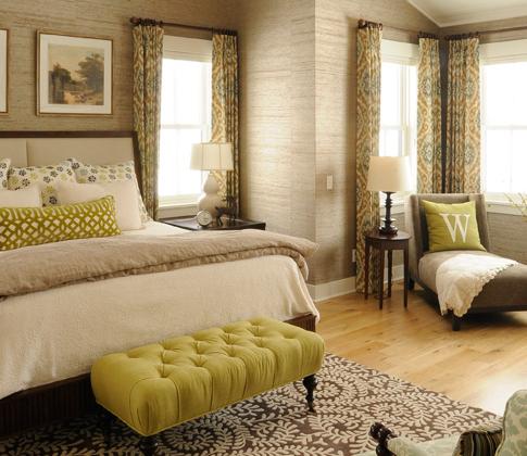 Bamboo Bedroom