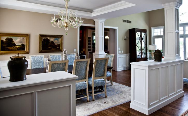 Elegance Defined Living Room