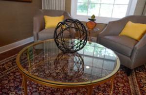 Blank Slate Sitting Room Detail