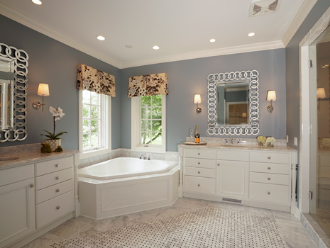 Switching it Up - Master Bathroom
