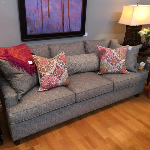 Zander's Moving Sale - Hickory Chair Sofa