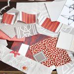 Zander's Move - Red Fabrics