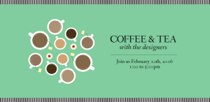 Coffee & Tea With The Interior Designers