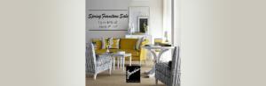 Spring Furniture sale